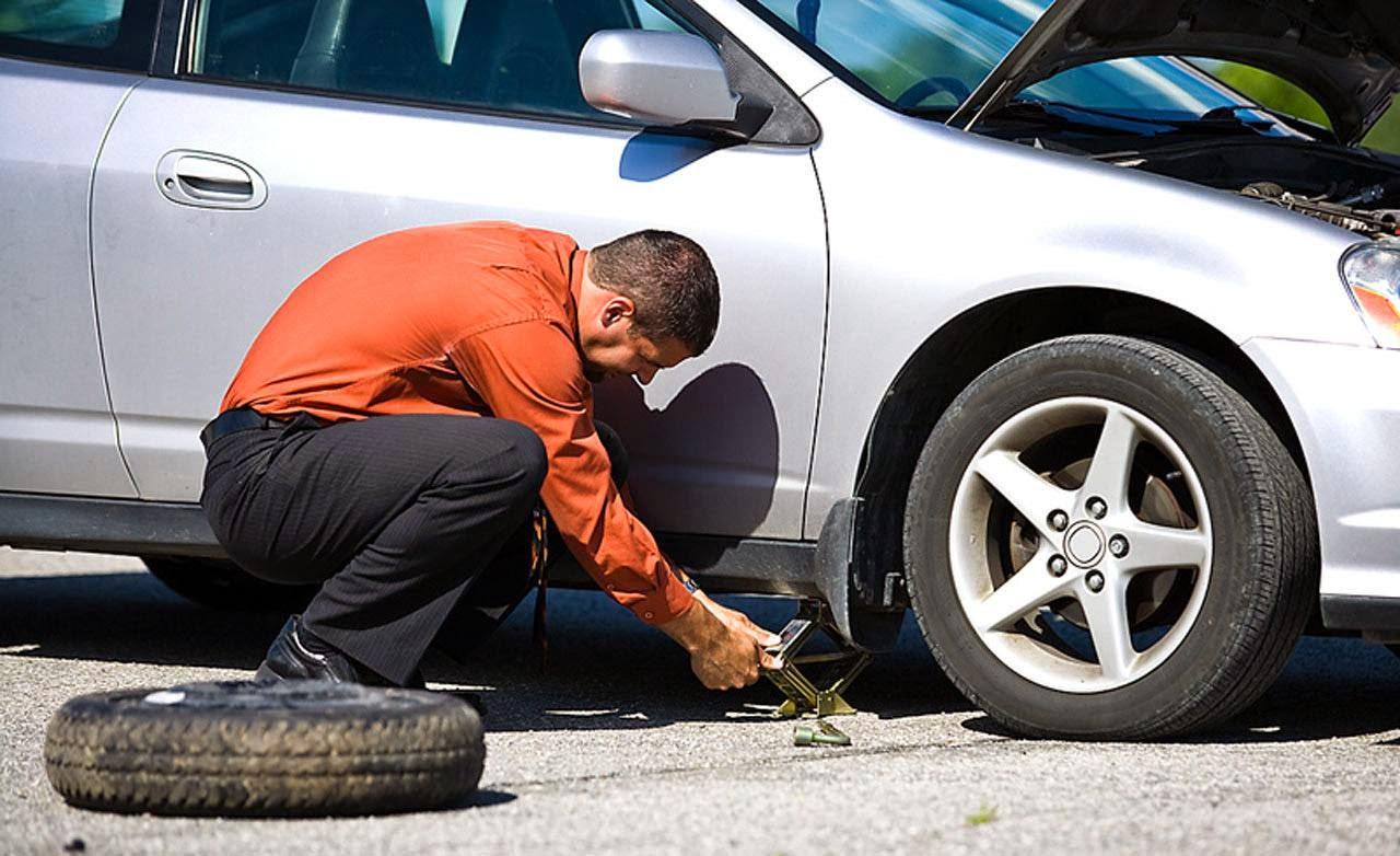 Cứu hộ lốp xe HCM