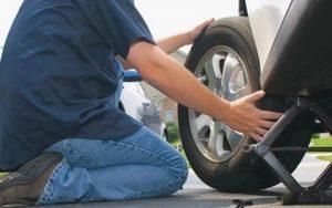 Cứu hộ lốp xe hơi