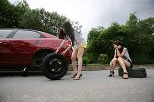 Xe ô tô chạy bao nhiêu km phải thay lốp