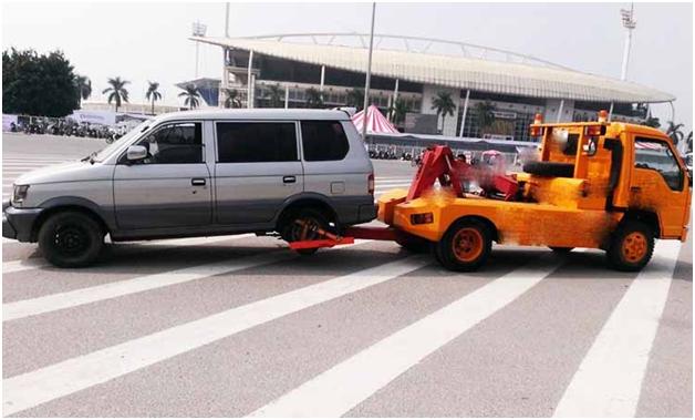 Cứu hộ ô tô quận Phú Nhuận